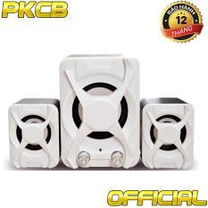 Loa nghe nhạc điện thoại,tivi, máy tính PKCB-X3 nhập khẩu cao cấp