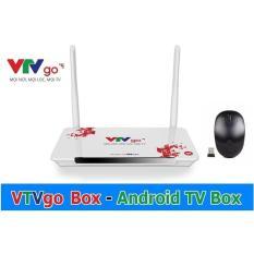 Android Tivi Box VTVGo V1 + Tặng Chuột Không dây – Sản phẩm của VTV Đài truyền hình Việt Nam