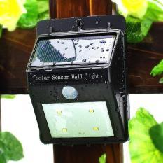 Đèn LED cảm ứng Solar Sensor Wall Light – 20 Led