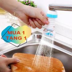 Vòi Rửa Tăng Áp Vòi Sen Điều Hướng Xoay 360 độ Vòi Nước Bồn Rửa Chén Vòi Xịt Rửa Vệ Sinh Nhà Tắm Đầu Vòi Nhà Bếp