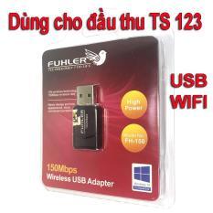 USB wifi dùng cho đầu thu T2 TS 123