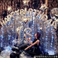 Set happy birthday – trang trí sinh nhật