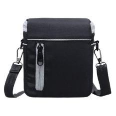 Túi máy ảnh microless Fuji, Olympus, Sony, Canon (Xám)