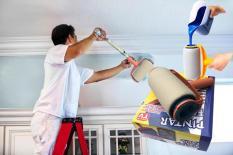 Máy Phun Sơn Cầm Tay, Lăn sơn thông minh HD532, những màu sơn nhà đẹp – Cây lăn sơn loại tốt, sơn góc tường dễ dàng, hiệu quả – Giảm 50 % khi mua online