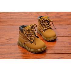 Giày boot cho bé trai