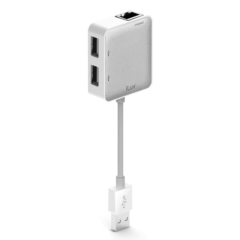 Bộ Cổng Chia Hub Ethernet Adapter/ 2 Post USB