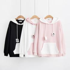 Áo khoác hoodie Hevi thời trang nữ Tai Thỏ (nhiều màu)