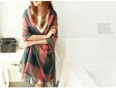 Khăn choàng nữ thời trang chất liệu cashmere cao cấp DS-05