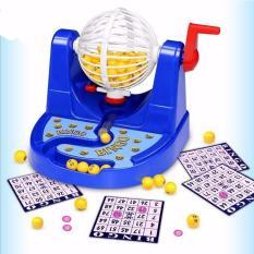 Bộ Đồ Chơi Lô Tô Bingo Trí Tuệ Cho Bé/đồ chơi quay sổ xố giá rẻ