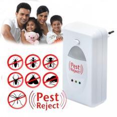 Cách trị mối mọt, Dung dịch đuổi muỗi, Cách đuổi muỗi hiệu quả, Thuoc kien – Thiết bị đuổi côn trùng PESTREJET Cao Cấp( Hàng loại 1) Công nghệ sóng siêu âm, đuổi những con vật đang ghét ra khỏi nhà Bạn – Mã BH 187