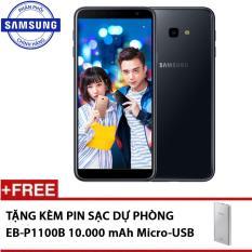 Thông tin Sp Samsung Galaxy J4+ 16GB – Hãng phân phối chính thức + Tặng kèm Pin sạc dự phòng 10.000mAh EB-P1100 | Samsung
