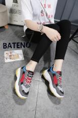 Giày Sneaker Thể Thao Phong Cách TPS