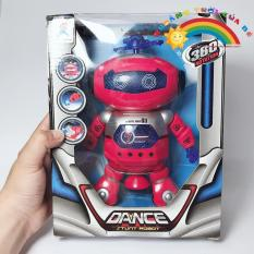 Robot phát nhạc KD334