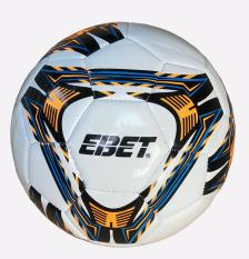 Bóng đá Động Lực số 5 Hoa EBET (Hàng nhập khẩu) + Tặng kim bơm bóng