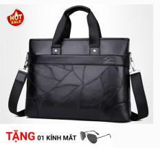 Túi xách da công sở cao cấp – Phong cách quý ông chất da cao cấp chống cháy chống bụi