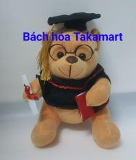 Gấu bông tốt nghiệp – Gấu bông cử nhân