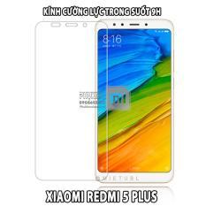 Kính cường lực Trong Suốt dành cho máy Xiaomi Redmi 5 Plus