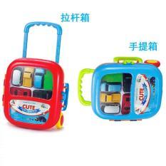Bộ đồ chơi ô tô siêu đẳng, đồ chơi trang điểm cho bé