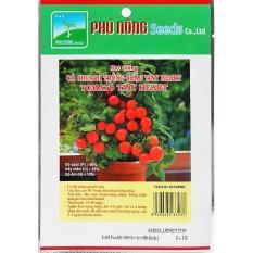 Hạt giống cà chua bi trồng chậu Phú Nông – 0,1g
