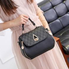 Túi xách nữ giọt nước dây kéo 2 bên BL0605DE