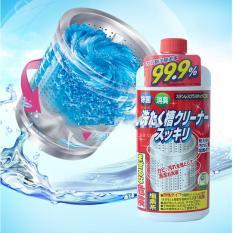 Nước tẩy vệ sinh lồng máy giặt 99,9% – Nhật Bản 550G