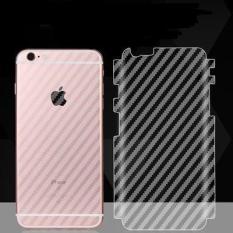 Miếng dán Carbon mặt lưng cho iPhone 6,6s,6p,6sp,7,7p,8,8p,X
