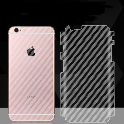 Miếng dán Carbon mặt lưng cho iPhone 6,6s,6p,6sp,7,7p,8,8p,X Đang Bán Tại Linh kiện apple thuần chủng