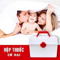 Hộp đựng thuốc chuyên dụng cho gia đình và xe hơi