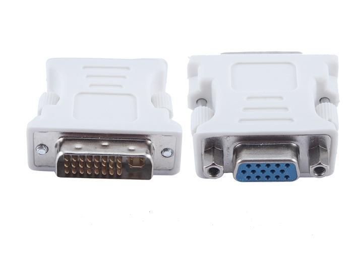 Đầu chuyển đổi DVI to VGA ( chuẩn 24+5 )