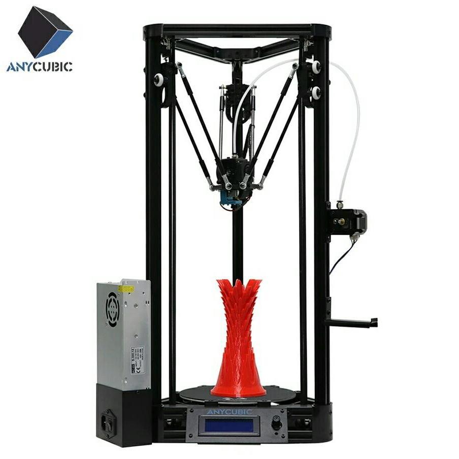 Đánh giá Máy In 3D ANYCUBIC KOSSEL Ø180 × 300mm Chiều Cao ( có video hướng dẫn lắp đặt chi tiết) Tại vanvatketnoi