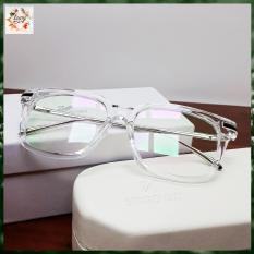 Gọng kính trong suốt cao cấp chống tia UV400 hàng nhập khẩu – Fullbox hộp hiệu và phụ kiện như hình – Kinh mat nu thoi trang