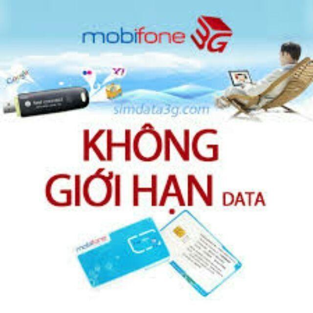 Giá Sim 3g tốc độ wifi Tại Sim 3g mobile max băng thông