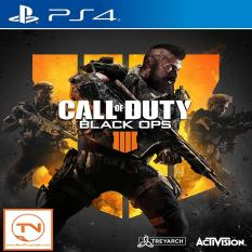 Đĩa Game PS4 – Call of Duty: Black Ops 4 [Asia]