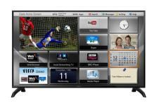 Smart Tivi Panasonic 43 inch Full HD – Model TH-43ES500V (Đen)