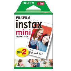 Instax Mini Film Mini White (Hộp 20 tấm)