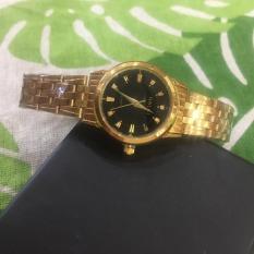 Đồng hồ nữ HALEI dây thép vạch giờ thời trang G02-97