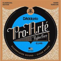 Dây Đàn Guitar Classic D'Addario proarte ẸJ46