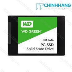 Ổ cứng SSD WD 240GB Green – HÃNG PHÂN PHỐI CHÍNH THỨC