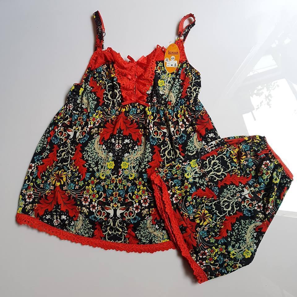 Đồ Bộ bigsize mặc nhà thun lạnh cho nữ 60 - 70kg