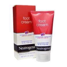 Kem trị nứt gót chân Neutrogena Norwegian Formula Foot Cream