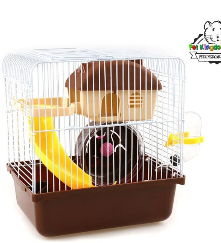 Lồng hamster hề