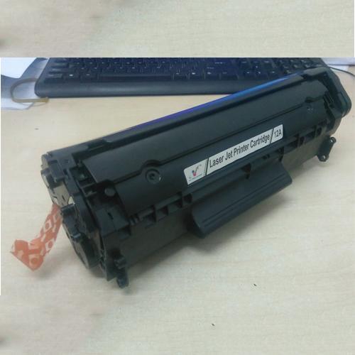 Hộp mực dùng cho máy in Canon và HP 12A-303
