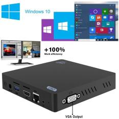 Mini PC máy tính để bàn mini Z83v Intel Z8350 2G/32G