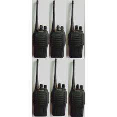 Bộ 6 Bộ đàm chất lượng cao Motorola GP668(BN2)+Tặng 06 tai nghe đen theo máy