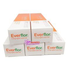 Combo 5 tuýp nhuộm màu tóc Everflor 100ml