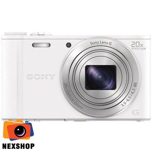 Bảng Giá Máy ảnh KTS Sony Wx350 18.2MP và zoom quang 20x (Trắng) Tại NexShop (Hà Nội)