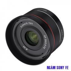 Ống kính Samyang AF 24mm f / 2.8 FE dùng cho SONY