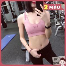 Áo Bra lót ngực thể thao nữ Optipus – Cửa hàng nhập khẩu KIT Sport – Hàng nội địa Trung(đồ tập quần áo gym,mẫu áo trong, thể dục,thể hình, Yoga, Aerobic,Zumba Fitness)