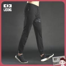 Quần dài thể thao nam Y7019 Liexing – Cửa hàng phân phối KIT Sport – Hàng nội địa Trung(Men Pants,đồ tập quần áo gym,mẫu Jogger , thể dục,thể hình, Fitness)
