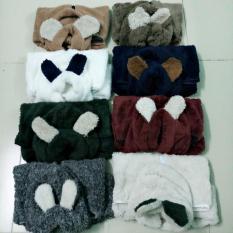 Áo khoác lông cừu có nón cho bé trai và bé gái từ 10kg đến 18kg(Nhiều màu)